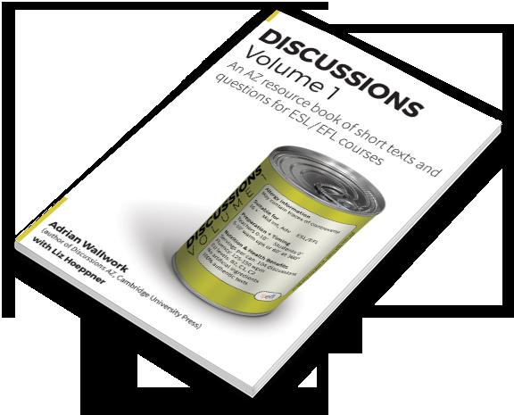 Book Discussions Volume 1