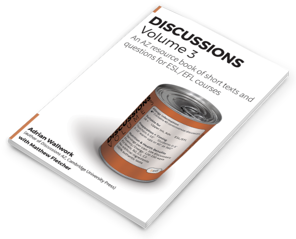Book Discussions Volume 3