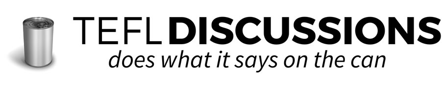 Logo TEFL Discussions